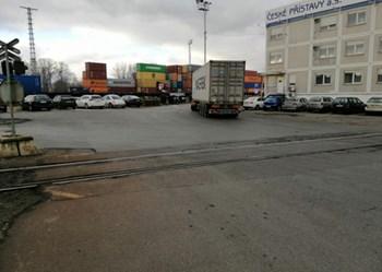 SWIETELSKY V Mělnickém Přístavu Letos Dokončí Ekologizaci Kontejnerového Terminálu 1